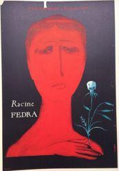 Teatr Narodowy w Warszanic 1957, Racine, Fedra (Phaedra)