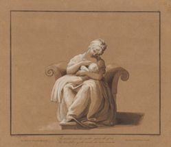 Progress of Female Virtue, after Maria Cosway (1759-1838)