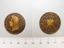 Irish Coinage of James II