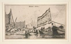 "Views of Amsterdam, Title page Third Series (""Derde Deel"")"