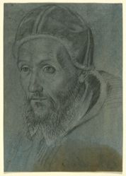 Portrait of Pope Urban VIII