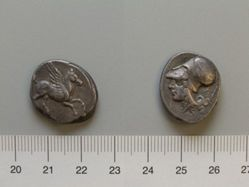 Stater from Mint Leukas