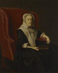 Mrs. John Powell (Anna Susan Dummer) (1684-1764)