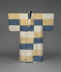 Noh Robe, compound twill