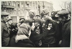 First Decorated Heros of Liberated Odessa, from The Great Patriotic War, Vol. I