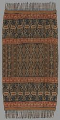 Man's Mantle or Hip Cloth (Hinggi)