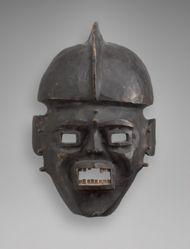 Mask (Agwe Chaka)
