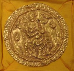 Plaque with Buddhist Goddess Hariti
