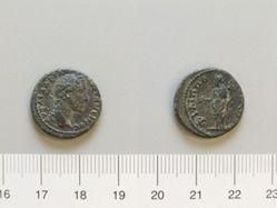 Uncertain denomination of Antoninus Pius from Philippopolis