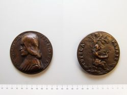 Medal of Lorenzo de Medici