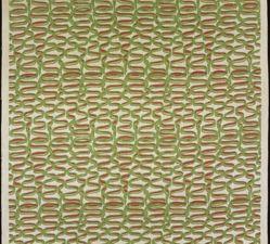 """Length of fabric, """"Rhythm"""" Pattern"""