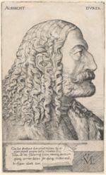 Albrecht Dürer, aged 56