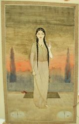Portrait of Atiya Begum