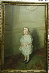 Portrait of Patricia Garvan (1911–1918)