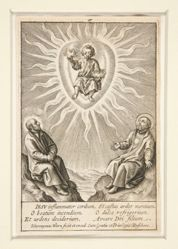 The Infant with a Flaming Heart Between Ignatius of Loyola and Francis Xavier
