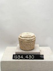 Circular Stone Altarette