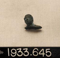 Small Bronze Head