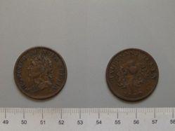 """Semiregal Thistle""  from Nova Scotia - King William IV Issue"