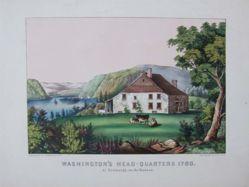 Washington's Head-quarters 1780.