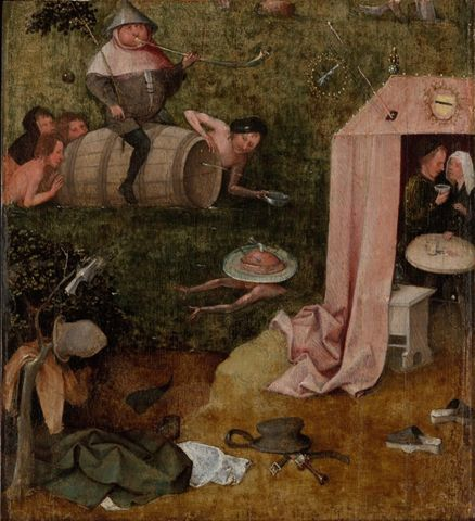 An Allegory of Intemperance
