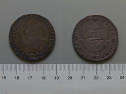 Halfcrown of Elizabeth I, Queen of England