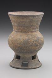Pedestaled Jar