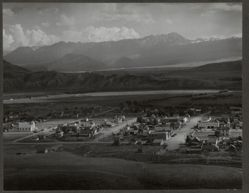 View of Kremling, Colorado, from the series Country Doctor