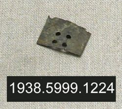Single armor fragment (E1)