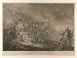 The Battle at Bunker's Hill