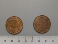 Cent of King George V