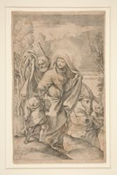 Return from the Flight into Egypt