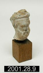 Head of a Bearded Man (Dionysos?)