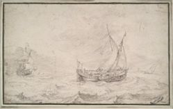Ships on a storm