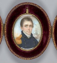 Commander Samuel Woodhouse (1784-1843)