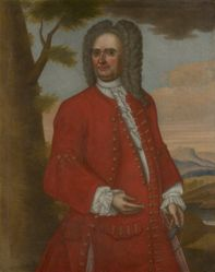 A Gentleman of the Schuyler Family (attributed to John Watson)