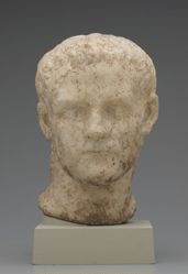 Portrait of Caligula, A.D. 12–41,  (Ruled  A.D. 37–41)