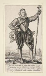 Gerrit de Jong (or Pike Bearer Standing)
