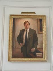 Benno Charles Schmidt, Jr. 1942-    , B.A. 1963, J.D. 1966, President of Yale 1986-1992