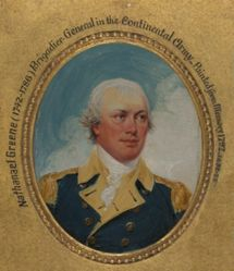Nathanael Greene (1742-1786)