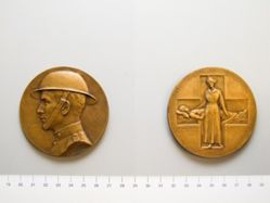 Medal of American Red Cross in World War I