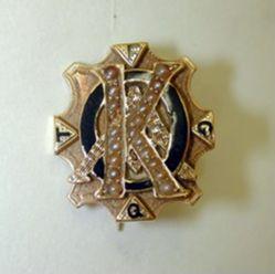 K.O.A. Society Pin