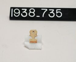 Bone Ornament (Bone Strap Terminal Hinge Plate)