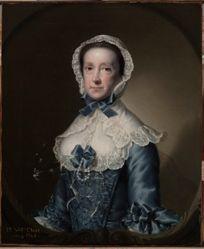 Portrait of Mrs. William Chase, Sr.
