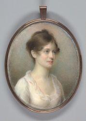 Mrs. Richard Sullivan (Sarah Russell) (1786-1831)