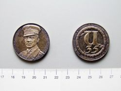 Kapitänleutnant Arnauld de la Perière Medal