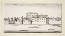 Four Views of Westminster, Lambeth, and Whitehall