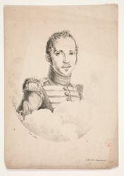 Unknown (Bust-length portrait of a soldier)