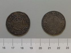 1 Groat of Henry VII, King of England from London