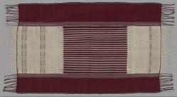 Ceremonial Weaving (Ragidup)