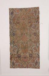 Piece of brocade compound cloth